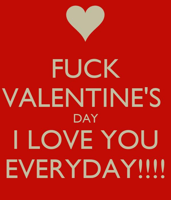 s Fuck day valentine