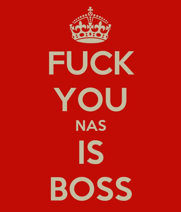 Nas Fuck You 8