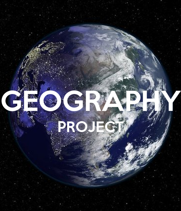 geography research project 2014 essay