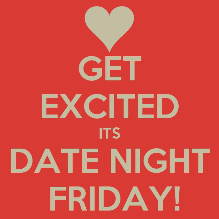 Online dating friday night