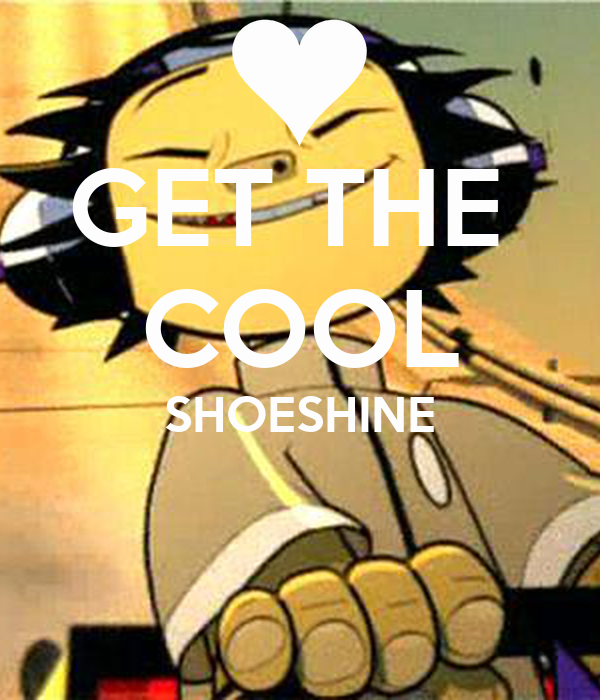 Get the Cool Shoeshine by Juliaa27