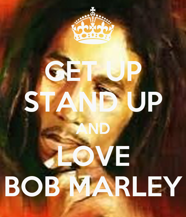 Bob Marley & The Wailers 『Get Up, Stand Up』 和訳 - ロスト・イン ...