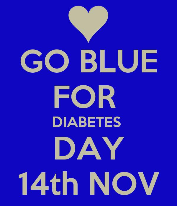 diabetes day: