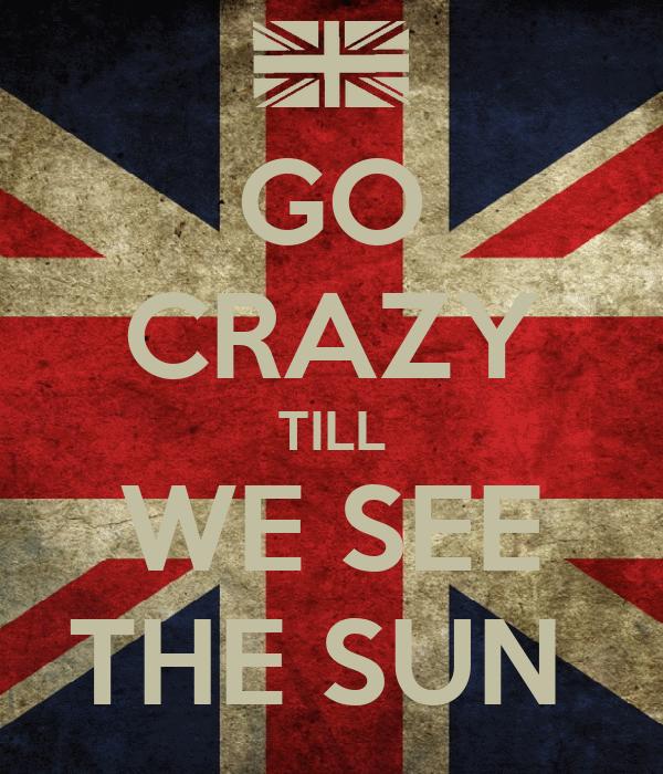 till we see the sunlight