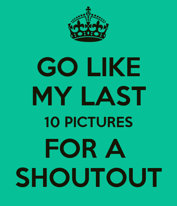 Like For A Shoutout Pictures