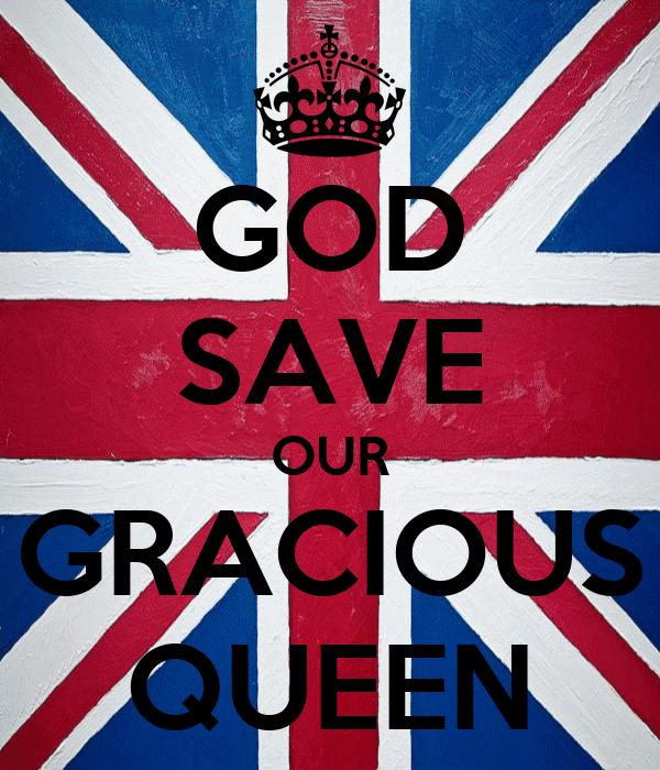 god save the queen lyrics pdf