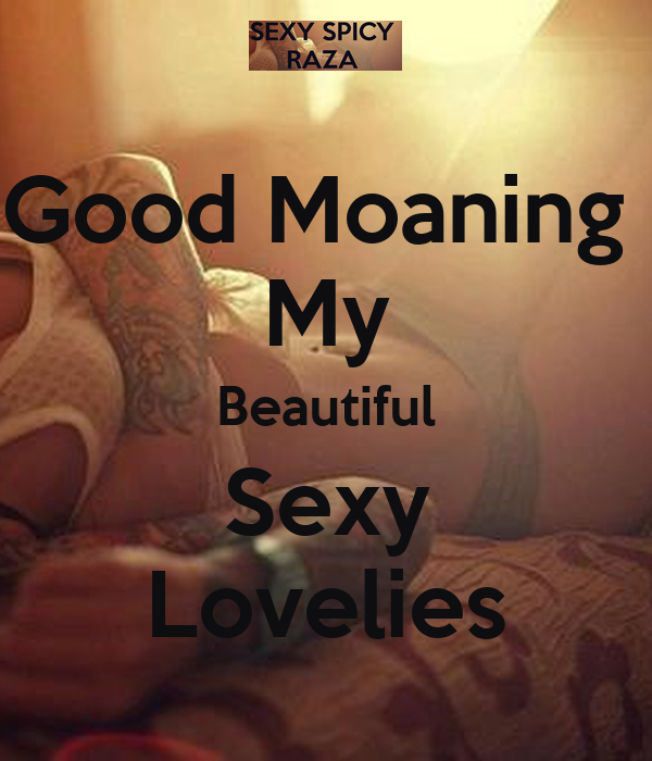 Pics Good Moaning