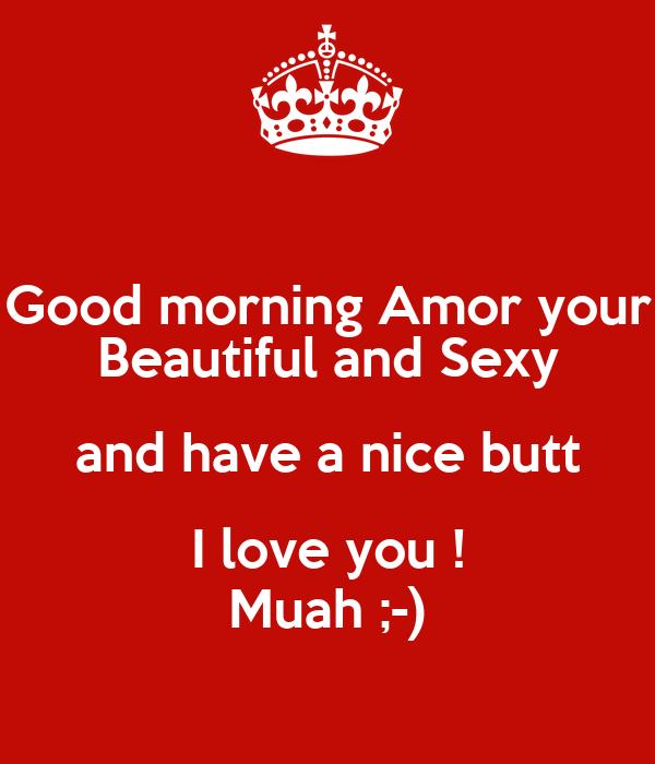 Beautiful sexy love you