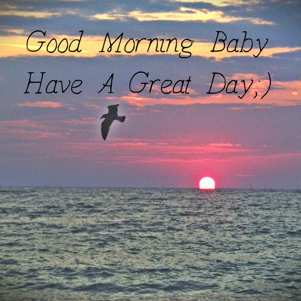 Have a great day