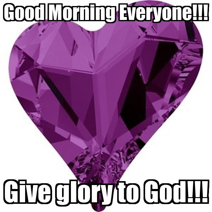 Good Morning Everyone Gee Cover : Good morning everyone give glory to god keep calm