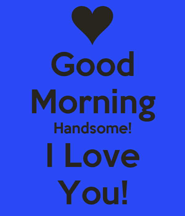 Good Morning I Love You Quotes. QuotesGram