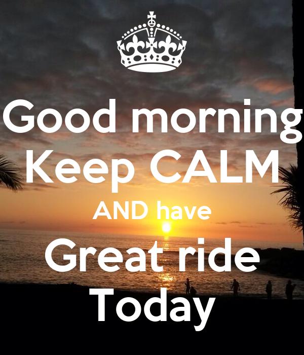 The Good Ride >> Good Ride Rally