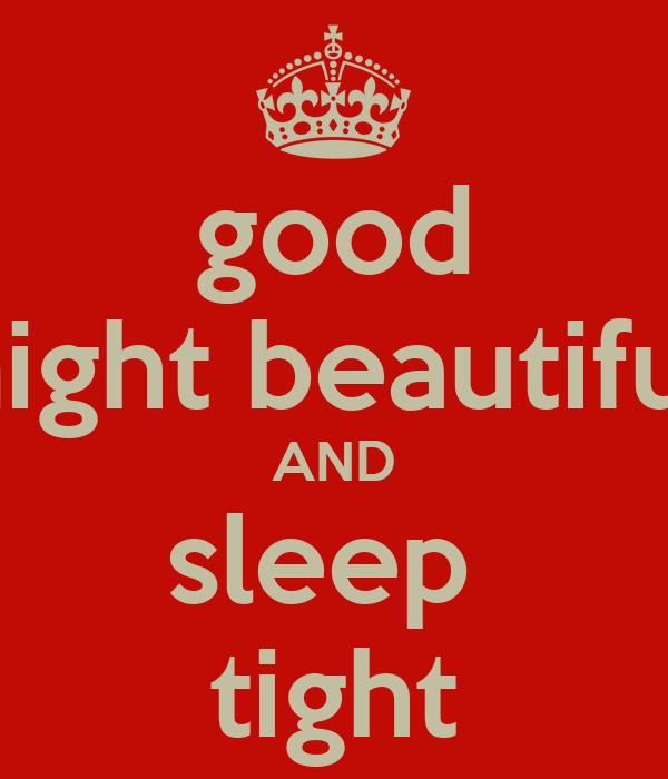 good night sleeping beautiful - photo #8