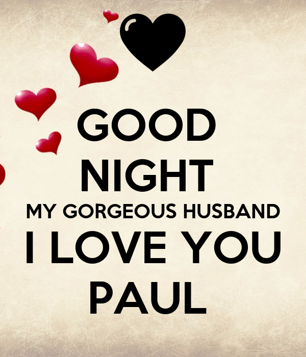 The Best And Most Comprehensive Good Night My Husband Images