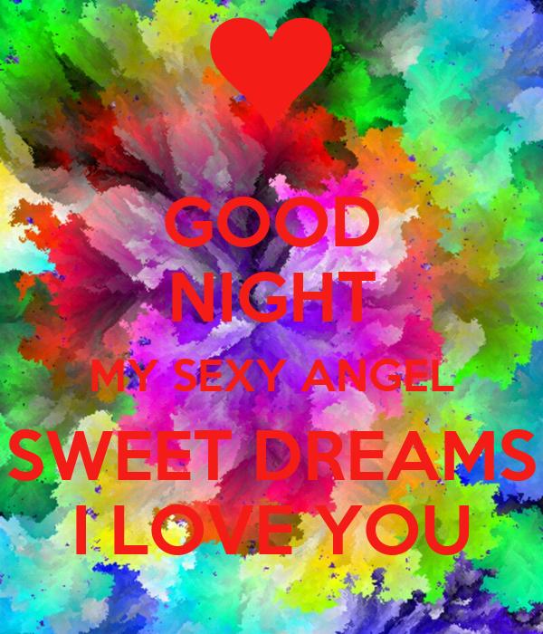 good night sexy love