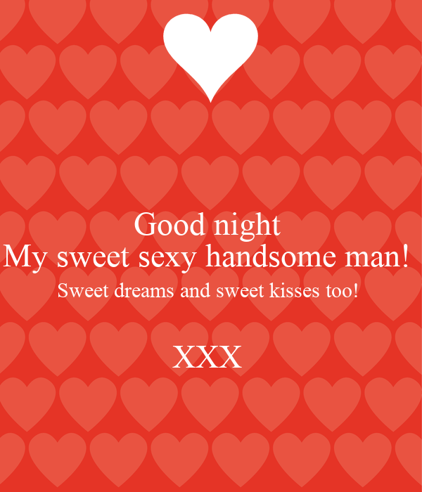 sexy good night text for him