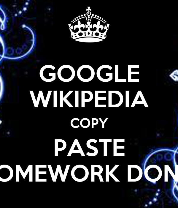 Free Essays: Just Copy and Paste!!