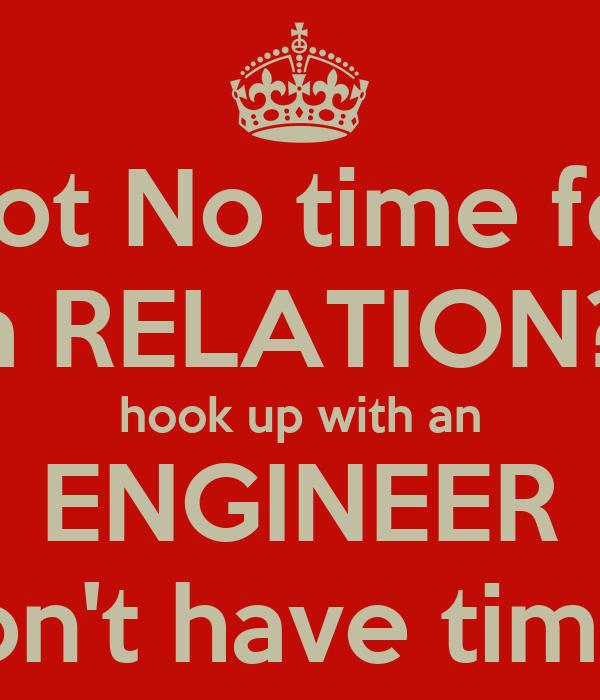 Hook up engineer