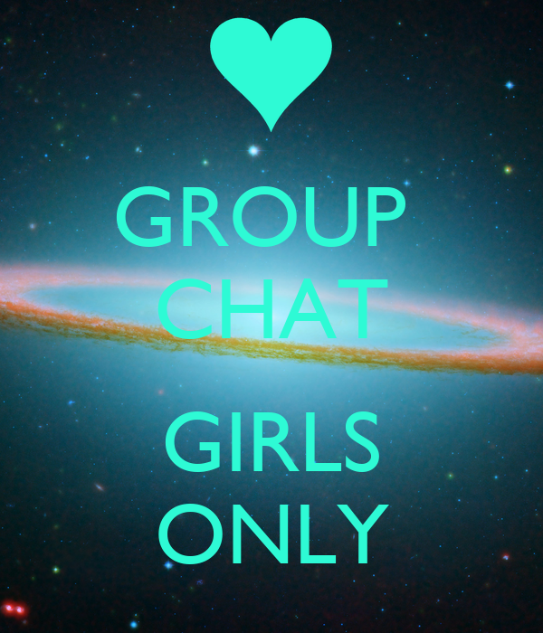 chat with only girls
