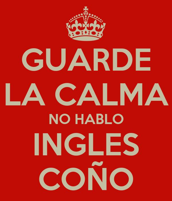 popular Inglés coño