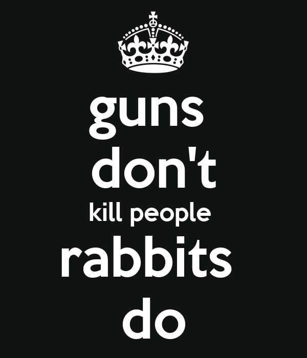 guns and drugs don t kill people do Watch the official music video for - guns don't kill people itunes -   amazon -   more.