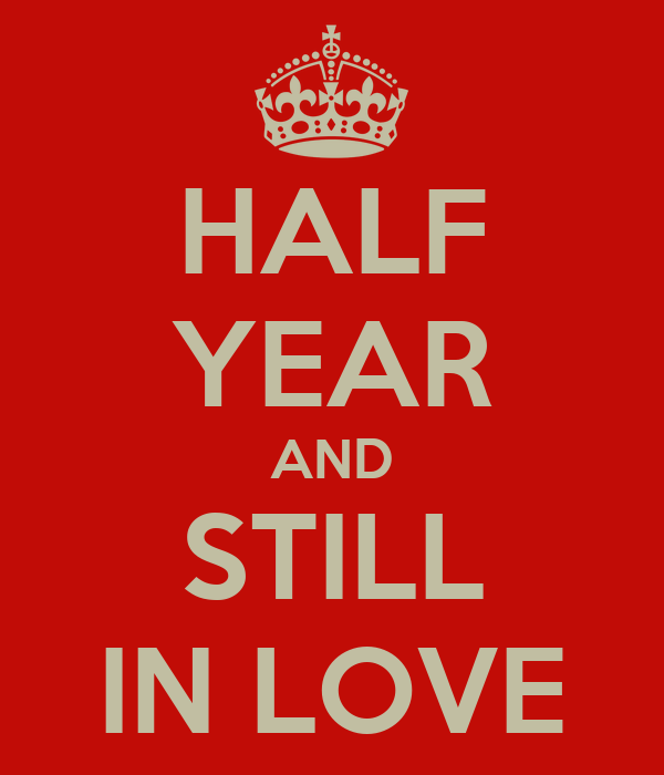 a year and half into relationship