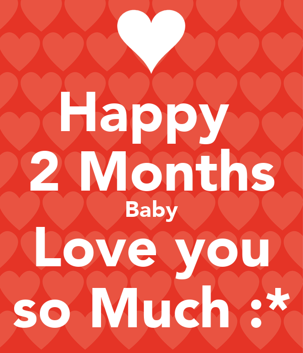 2 month relationship in love
