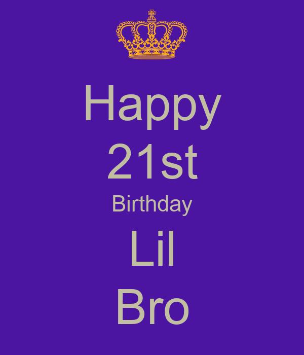 Happy 21st Birthday Li...