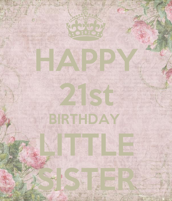 21st Birthday Wishes For A Sister ~ Funny st birthday wishes for sister