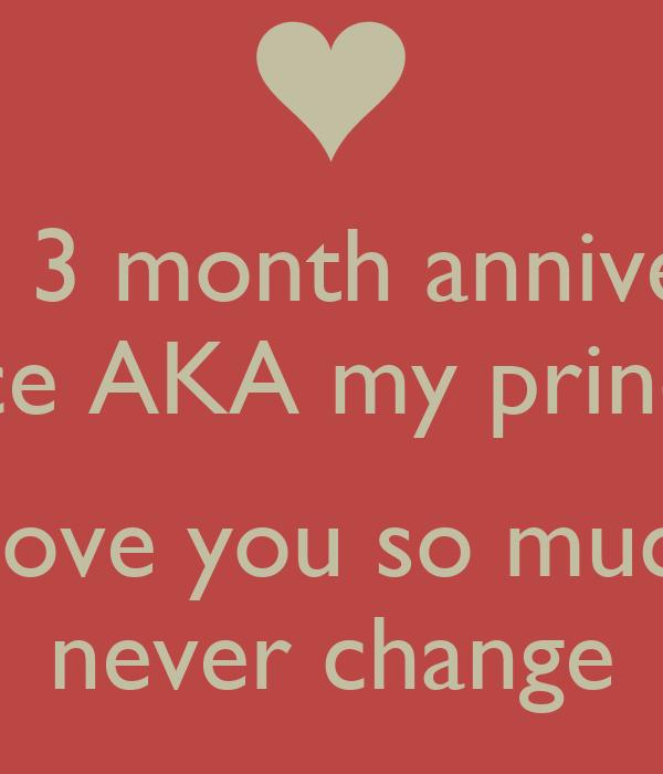 happy 3 month anniversary Grace AKA my princess i love you