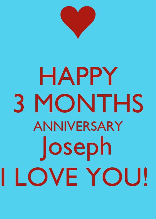 Hookup 3 Months I Love You