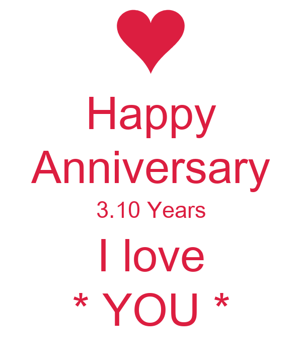 Happy anniversary i love you images