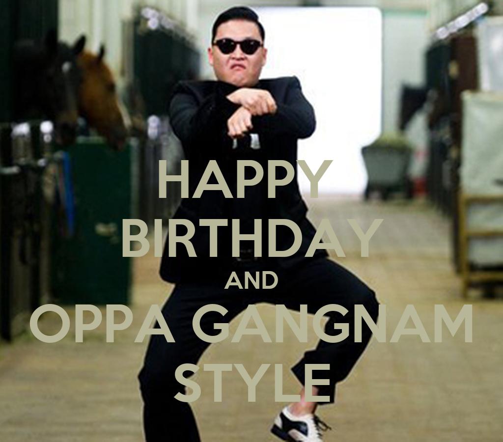 A different gangnam style pmv - 2 1