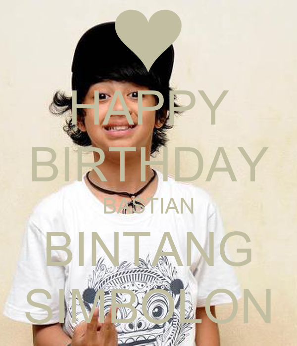 Pin Bastian Bintang Simbolon Real Facebook on Pinterest