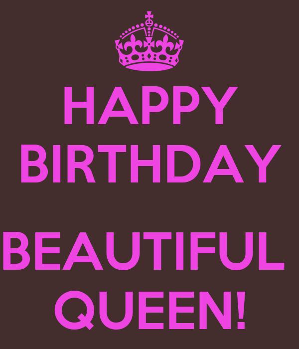 Happy Birthday Beautiful Cake Free