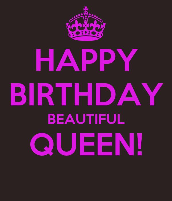 Happy Birthday Beauty Queen