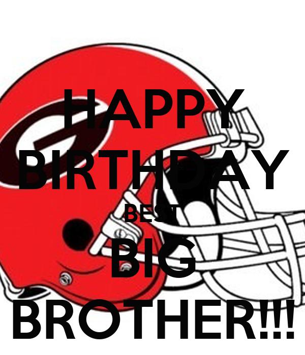 Big Brother Birthday Wallpaper Birthday Best Big Brother