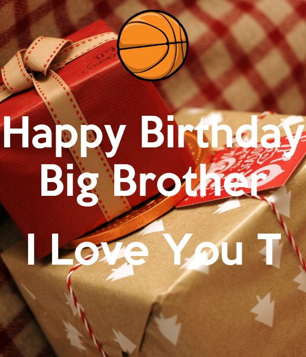Happy Birthday Big Brother I Love You T Poster Omar Keep Calm O