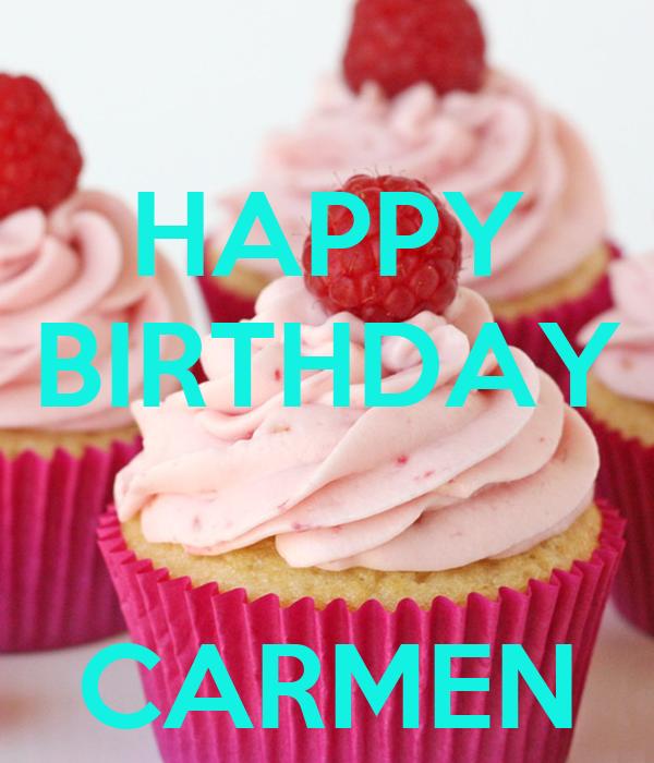 hd happy birthday carmen - photo #19