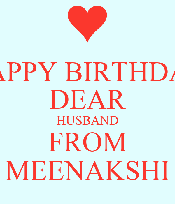 Birthday Cake Images With Name Meenakshi : Happy Birthday Husband Cake Ideas and Designs