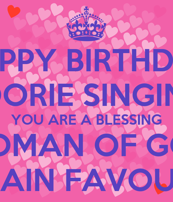 Happy Birthday Women Happy birthday dorie singini