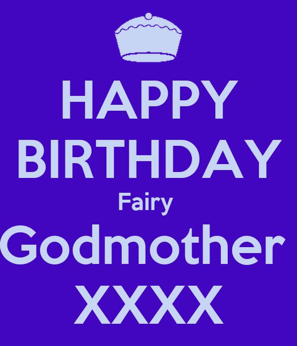 Godmother Birthday Images Happy Birthday Fairy Godmother