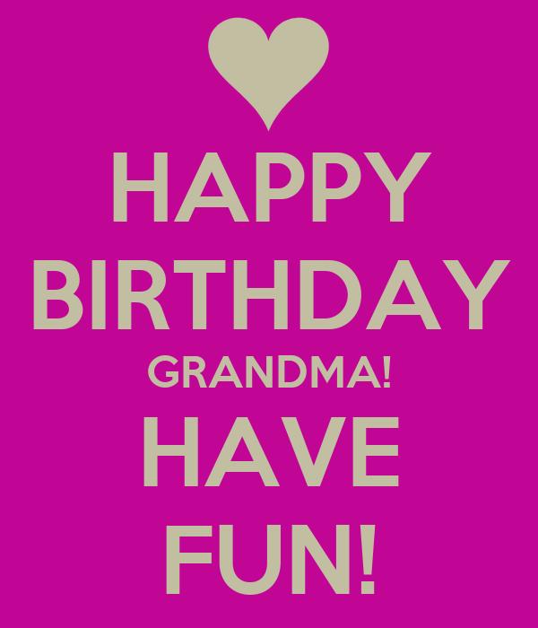 Funny Birthday Sayings For Grandma: Birthday quotes for grandma ...