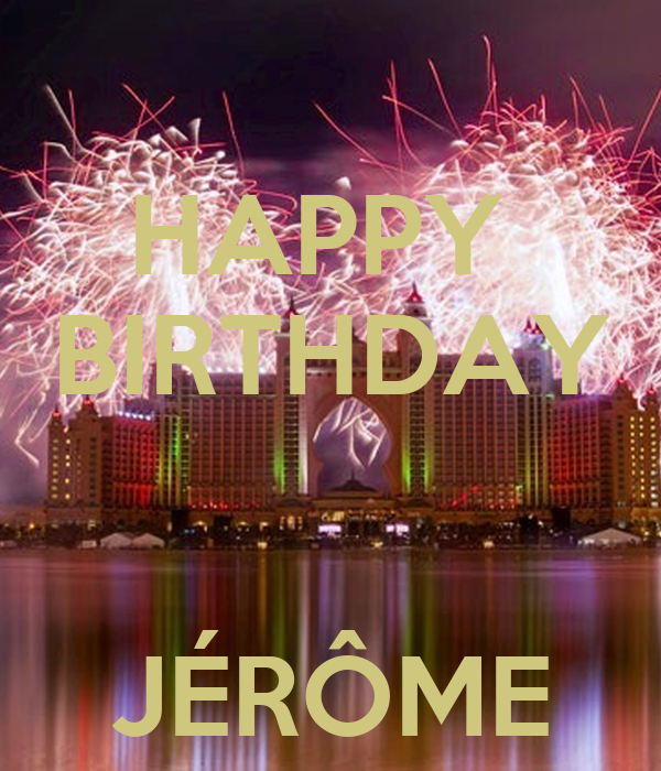 Happy Birthday J 201 R 212 Me Poster F Keep Calm O Matic