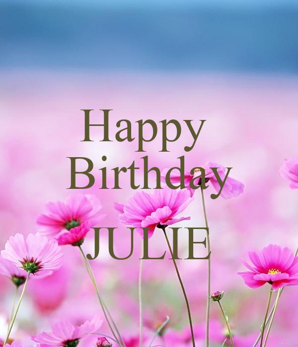 Happy Birthday Julie 4171540 Tumhari Paakhi Forum