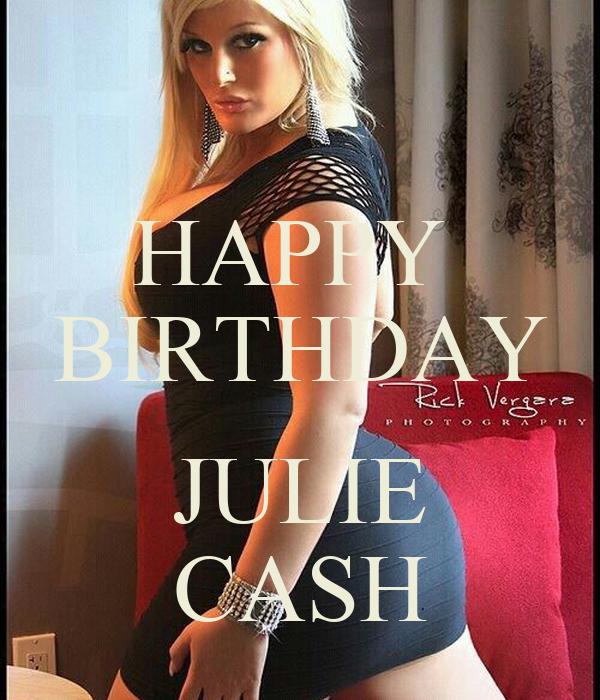 julie cash фото
