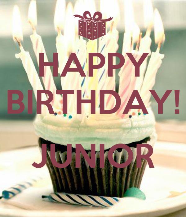 happy birthday junior