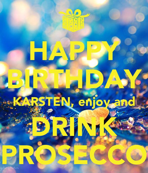 happy birthday carsten