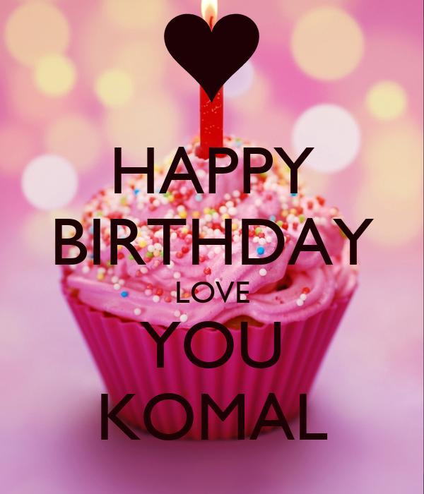 Happy Birthday Love You