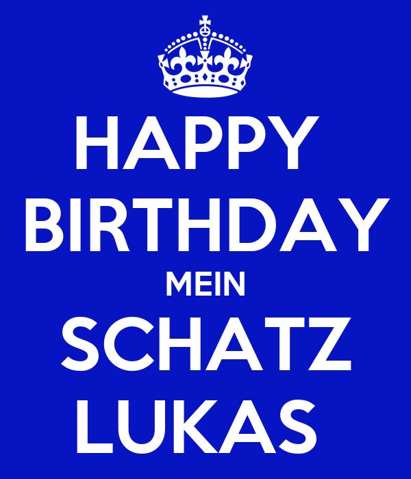 Birthday schatz happy mein 10 Gründe